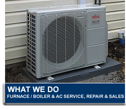 Yeager S Heating Service Windber Pa 15963 Our Services